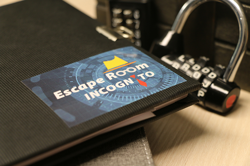 Fachtag zum mobilen Escape Room Incognito