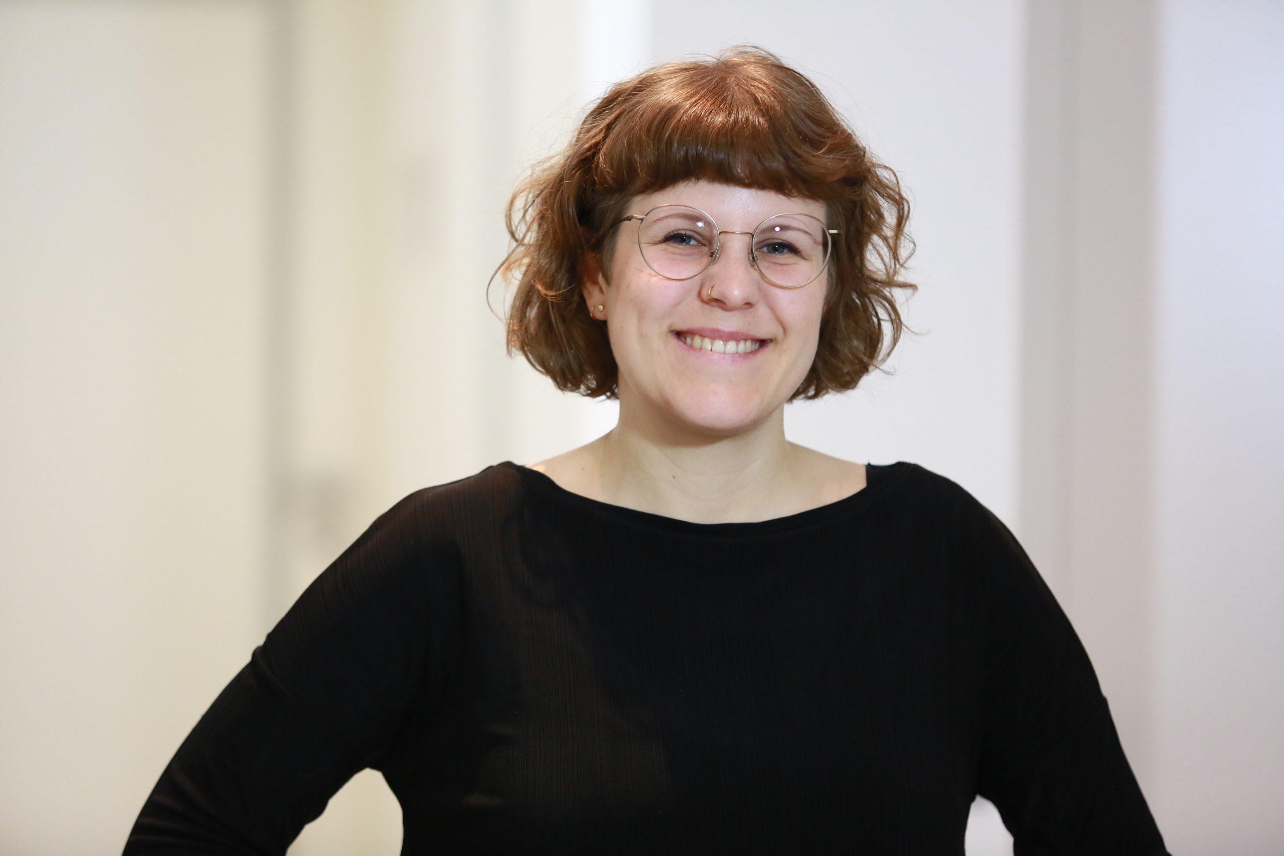 Marina Mayr, Referentin