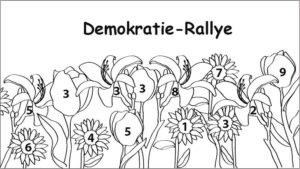Demokratie-Rallye