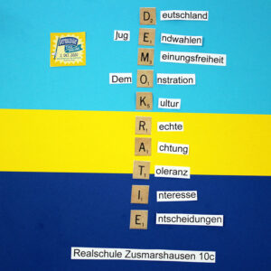 Demokratie-Scrabble 10