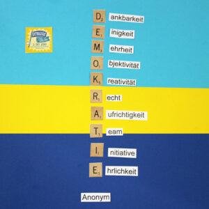 Demokratie-Scrabble 7