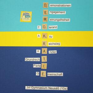 Demokratie-Scrabble 6